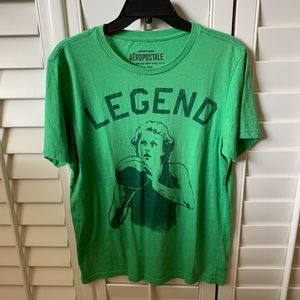 Larry Bird t-shirt legend